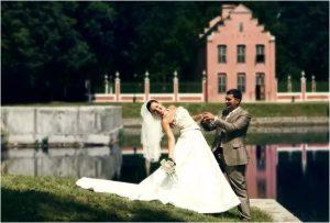 Свадебная фотосессия: постановочная и репортажная съемка