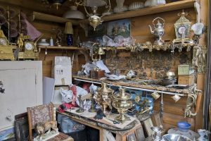 Блошиные рынки Москвы