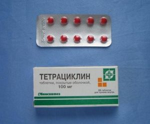Современные антибактериальные препараты 30