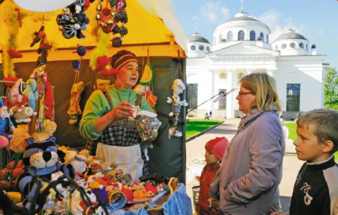 Православные выставки в России