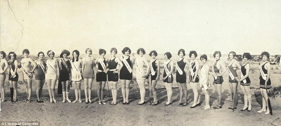 Мисс вселенная 1926 в Техасе