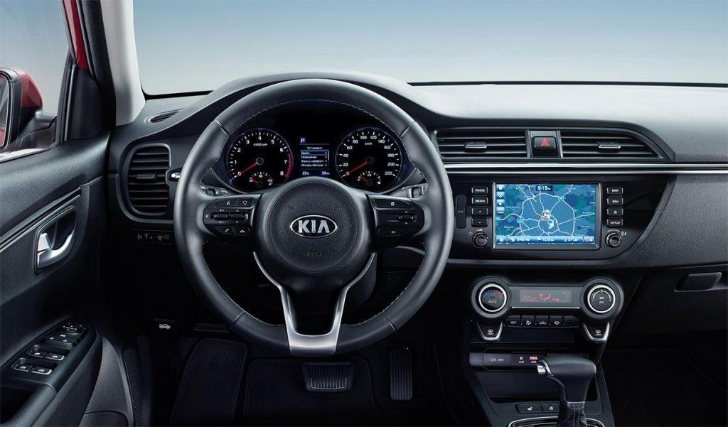Обновленный модельный ряд KIA в 2018-2019